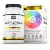 All-in-one MAX Multi-Vitamins & Mineral Tablets (Cambridge Labs)